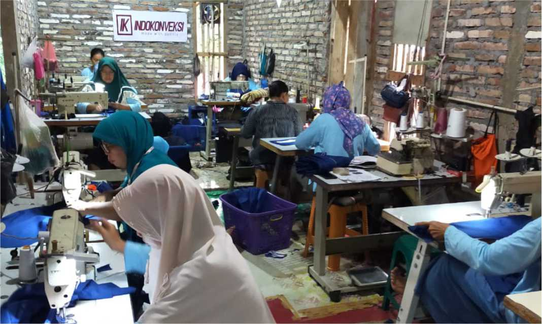 Pabrik Konveksi Celana Wilayah Jogja Terdekat